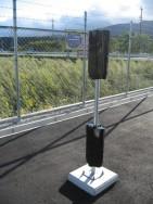 外周警備用赤外線センサー